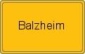 Wappen Balzheim
