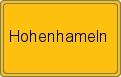 Wappen Hohenhameln