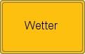 Wappen Wetter