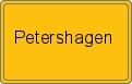 Wappen Petershagen