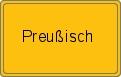 Wappen Preußisch