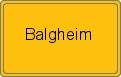 Wappen Balgheim