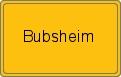Wappen Bubsheim