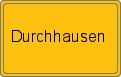 Wappen Durchhausen
