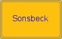 Wappen Sonsbeck