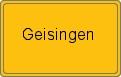 Wappen Geisingen