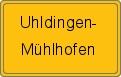 Wappen Uhldingen-Mühlhofen