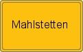 Wappen Mahlstetten