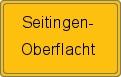 Wappen Seitingen-Oberflacht