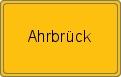 Wappen Ahrbrück