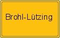 Wappen Brohl-Lützing