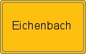 Wappen Eichenbach