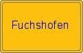 Wappen Fuchshofen