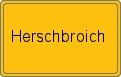 Wappen Herschbroich