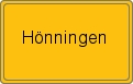 Wappen Hönningen