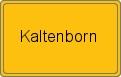 Wappen Kaltenborn