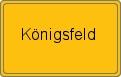Wappen Königsfeld