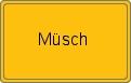 Wappen Müsch