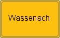 Wappen Wassenach