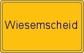 Wappen Wiesemscheid