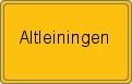 Wappen Altleiningen