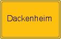 Wappen Dackenheim