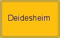 Wappen Deidesheim