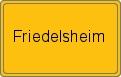 Wappen Friedelsheim