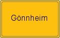Wappen Gönnheim