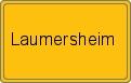 Wappen Laumersheim