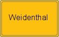 Wappen Weidenthal