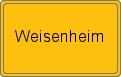 Wappen Weisenheim