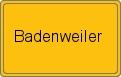 Wappen Badenweiler