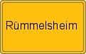 Wappen Rümmelsheim