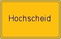 Wappen Hochscheid