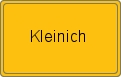 Wappen Kleinich