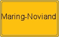 Wappen Maring-Noviand