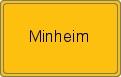 Wappen Minheim