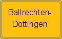 Wappen Ballrechten-Dottingen