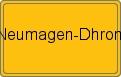 Wappen Neumagen-Dhron