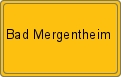 Wappen Bad Mergentheim