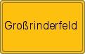 Wappen Großrinderfeld