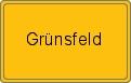 Wappen Grünsfeld