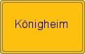 Wappen Königheim