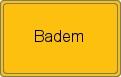 Wappen Badem