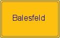 Wappen Balesfeld