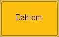 Wappen Dahlem