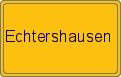 Wappen Echtershausen