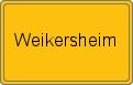 Wappen Weikersheim