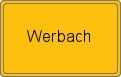Wappen Werbach